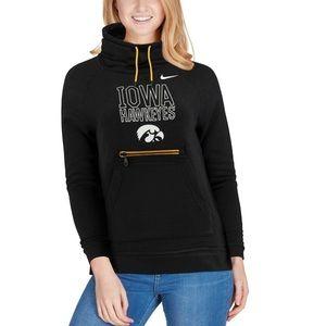Nike Iowa Hawkeyes Women's Hoodie NWT!